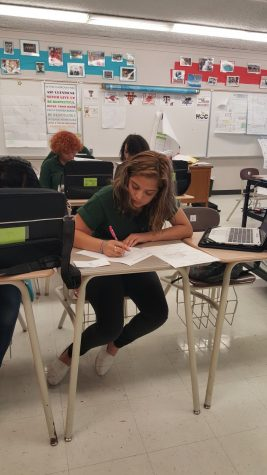 Science Student of The Month: Aileen Izaguirre