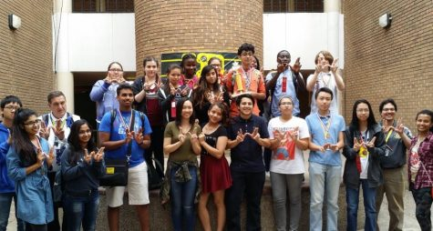 Generals Take 2nd Place in HISD Academic Meet