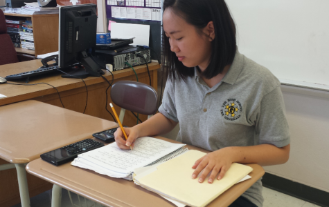 UIL Academic Team Member Pei Chan Lin Strives for Success