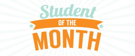 Meet Your October Students of the Month!