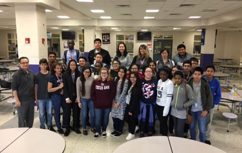 Wisdom Academic Team Takes 3rd Place at HISD Northside Invitational
