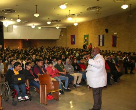 """""""One Houston, One Hood"""" Program Delivers Impactful Anti-Gang Message (Video Interview)"""