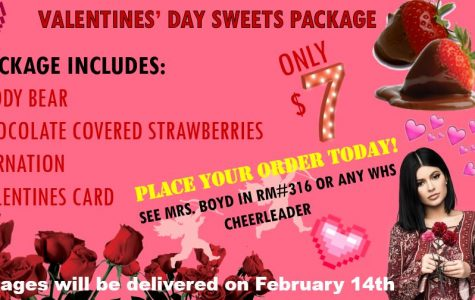Order Your Sweetheart a Valentine's Day Treat