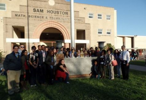 Wisdom Wins First Place Sweepstakes at Houston ISD Academic Meet