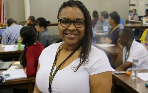 Getting Down to Business with Ms. Wilkins