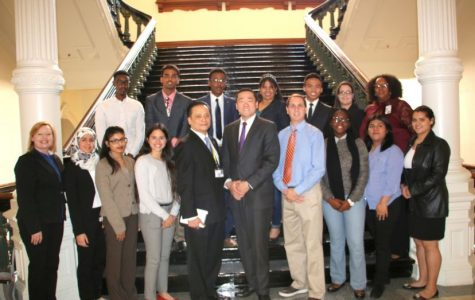 Wisdom HS Student Leadership Hits the State Capital in Austin (With Video)