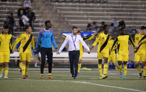 Generals Defeat Elkins in First Round of UIL Soccer Playoffs
