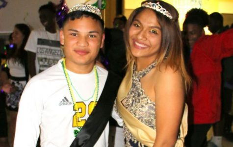 Miron & Rodriguez Named Spring Homecoming King & Queen