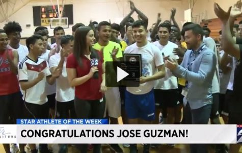 Wisdom's Guzman Named KPRC Star Athlete of the Week