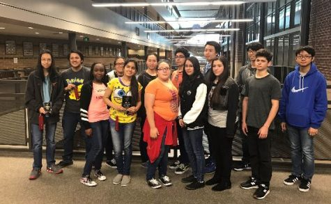 News and Notes: Math Team Excels; Theater Advances to Bi-Districts