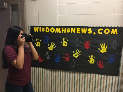 "WHS Broadcast Journalism Students Start ""Wisdom Perfect"" Channel, Video #1 – ""The Water Bottle Flip"""