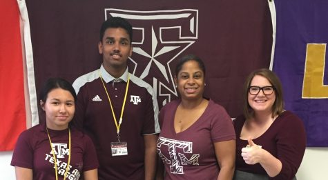 A&M Aggies Recruit the Generals!