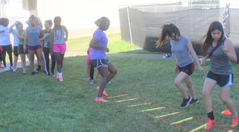 Coach Carrillo Encouraged about Girls Soccer & Wrestling
