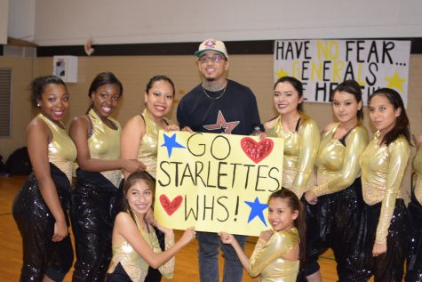Garcia Named Starlette Dance Team Captain
