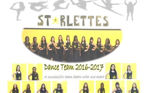 Coach Harris Announces 2016-17 Starlettes Dance Team