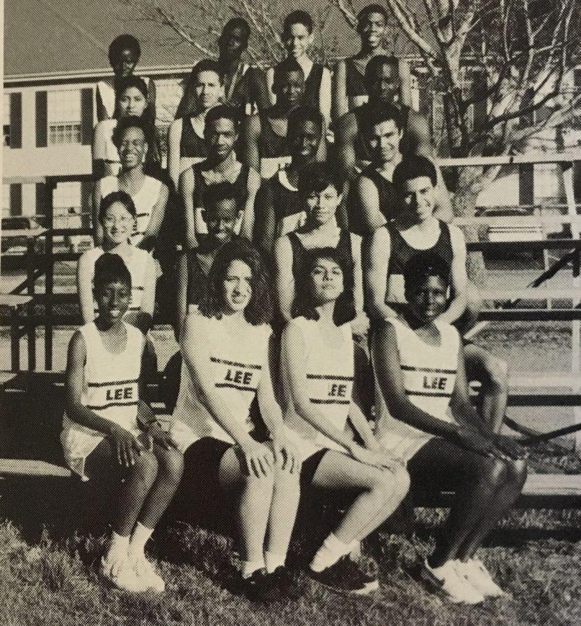 The+1995+Lee+High+School+Track+and+Field+Team