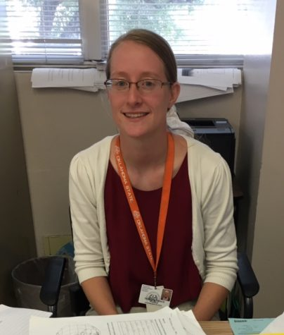 New Teacher of the Week: Ms. Grace Dewald – World Geography