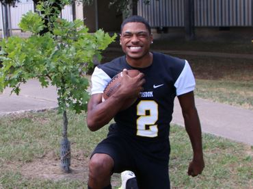October Athlete of the Month: Isiah Dotson – Football