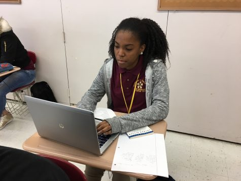 New Student of the Week: Erlyn Moliner of Jamaica