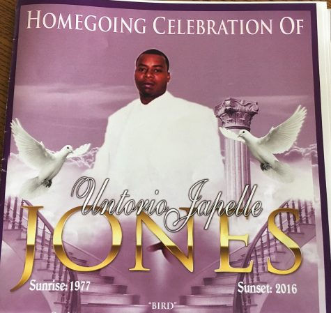 "In Remembrance: Mr. Untorio Jones ""A Tremendous Loss"""