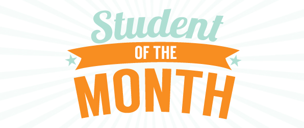 Students of the Month Named For January 2017