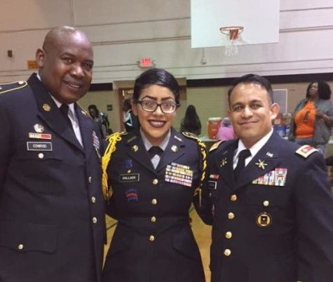 JROTC Captain Collazo is Leading the Way