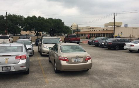 Staff Parking Problem Should be Alleviated at New Campus