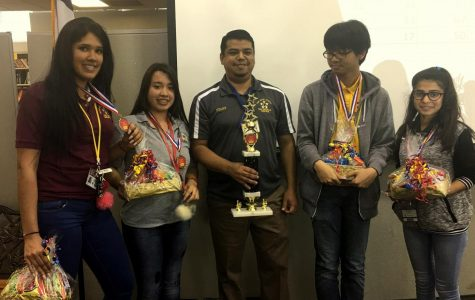 Team Urrutia Wins STAAR Wars Competition
