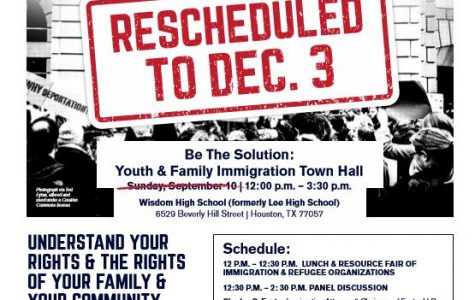 "City Council Member Edwards' ""Be The Solution"" Town Hall Event slated for Dec. 3 at Wisdom HS"