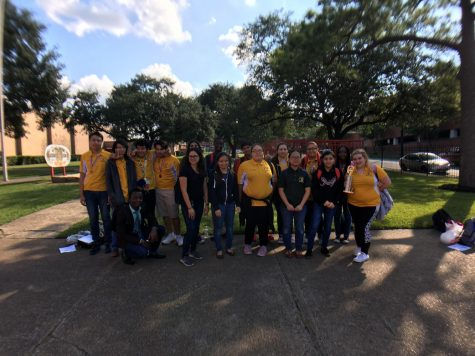 UIL Team Begins Strong: 2nd Place UIL Meet Sweepstakes