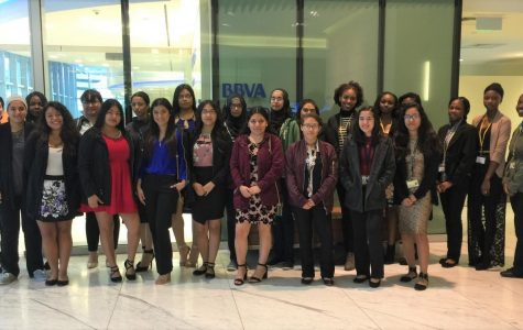 BBVA Compass Hosts Young Ladies of Wisdom at Women's Conference