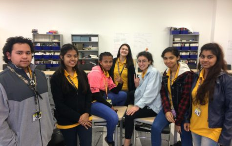 WHS Interact Club: Serving the Community