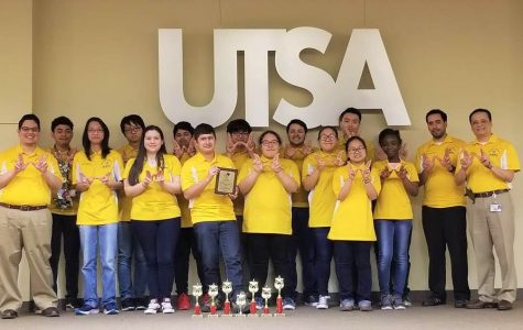 Math Team Finishes 2nd in Calculator Apps at TMSCA Competition