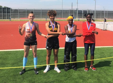 Wisdom Tracksters to Compete at Regionals