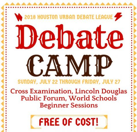 Free Debate Camp for Interested Generals