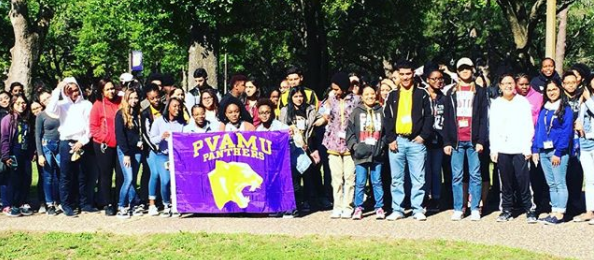 Classes of 2018 & 19 Visit Prairie View A&M University
