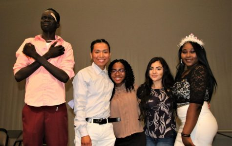2019 Senior Committee Officers Chosen; Obasi Elected Class President