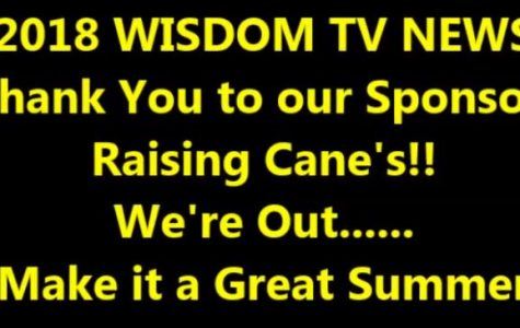 Wisdom TV News: May 24-25, 2018