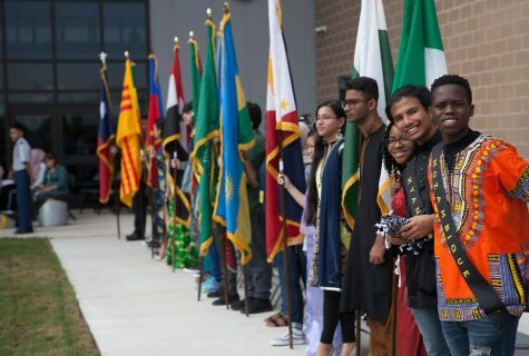 Houston ISD Blog Feature: Wisdom HS Building Dedication Ceremony