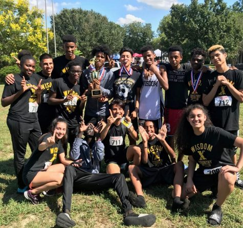 Wisdom Generals Capture District 23-5A Boys Cross Country Championship