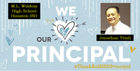"Vote for Our Teacher of the Year Ms. Thornhill as the HISD ""Fan Favorite"""