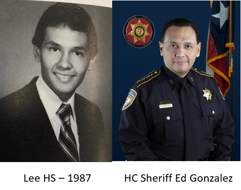 Q&A with Harris County Sheriff Ed Gonzalez - Lee HS Class of 1987