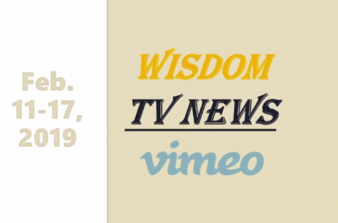 Wisdom TV News: October 8-14, 2018