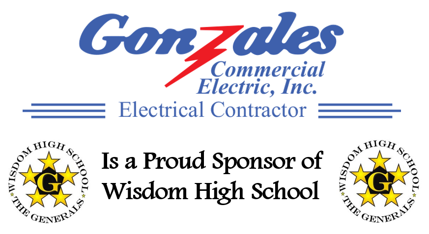 Gonzales+Commercial+Electric+agrees+to+sponsor+Wisdom+High+School+%26+The+Wisdom+Chronicle+TV+News