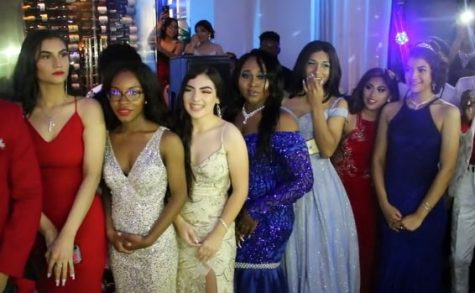 The Wisdom HS Class of 2019 Prom Queen Royal Court