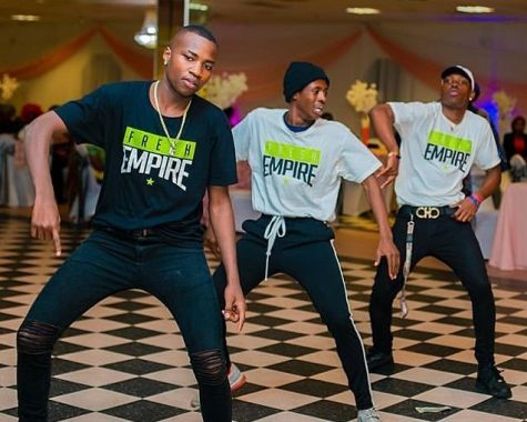 "Dance Group ""FDM Swagg"" Features Two Wisdom Seniors"