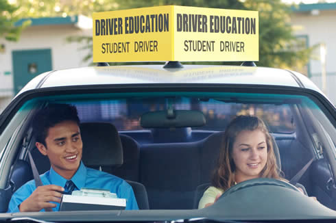 Driver's Ed Offered as After-School Program