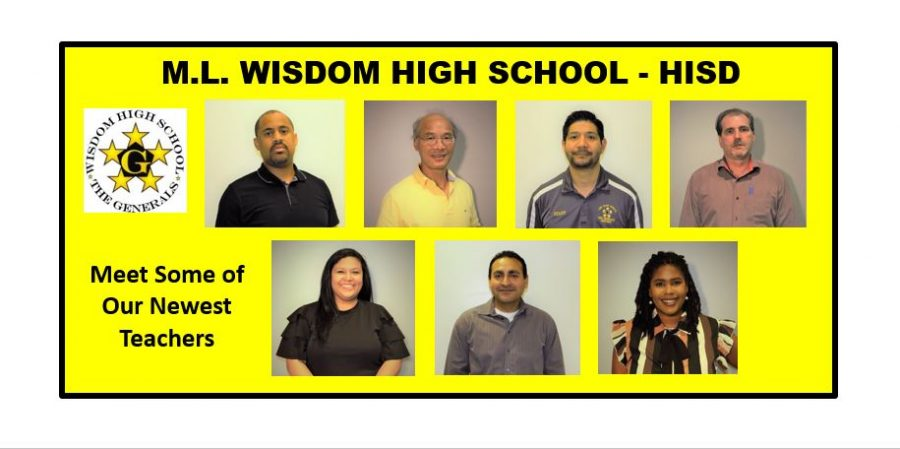 New Wave of Teachers Arrive at Wisdom
