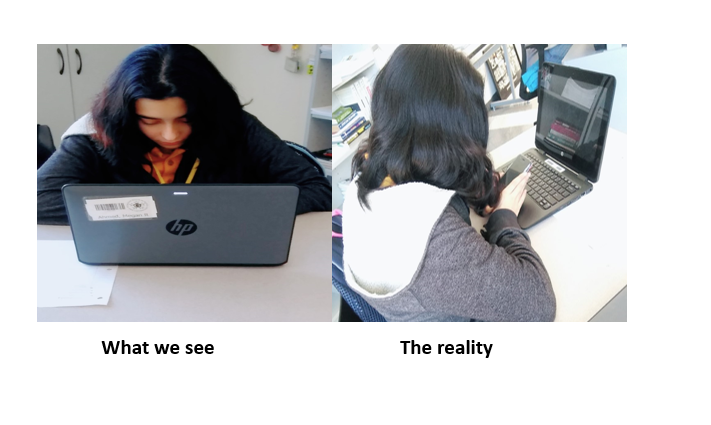 The Truth Behind Our Screens